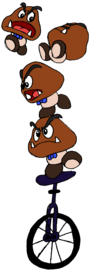 Goomba Troupe - Party Planners