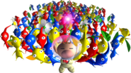 Group of Pikmin - Pikmin