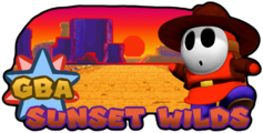 InfinityRemixCourse GBA Sunset Wilds