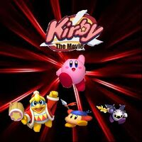 Kirby movie poster