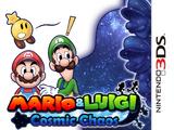 Mario & Luigi: Cosmic Chaos