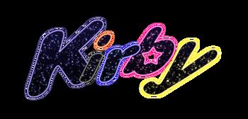 New Kirby Logo Alt