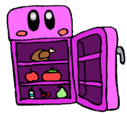 Refrigerator Kirby