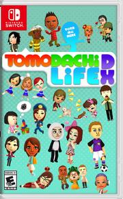 Tomodachi Life DX