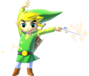 Toon Link the awesome