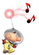 0.1.Olimar using his whistle