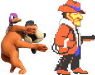 0.20.Duck Hunt Duo summoning a Wild Gunman 2