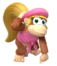 Dixie Kong (Super Smash Bros