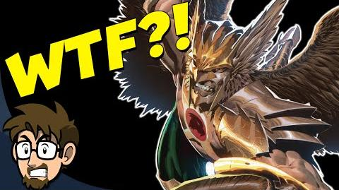 Hawkman The CRAZIEST DC Character EVER!