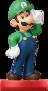 Luigi Amiibo Artwork