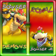 Royal Demons SR