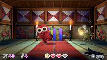 Takamarus ninja castle screen 1