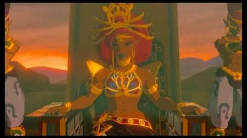 Urbosa Memory in the Champions Ballad