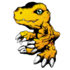 Agumon spirit