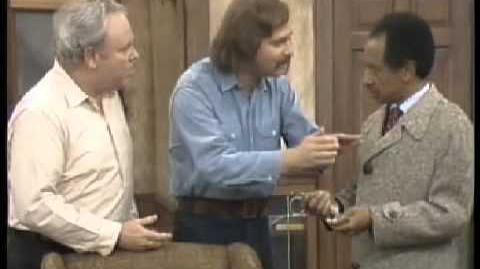All in the Family - 4 Scenes of Archie and George Jefferson
