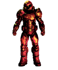 Doom Slayer Hellfire
