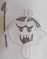 King Boo - Fera