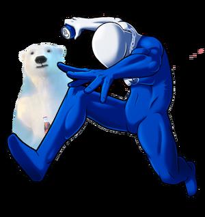 PepsiManAndCocaColaBear