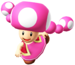 Toadette by banjo2015-d8ns3ky