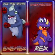 Unexpected Enemies