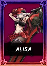 ACL Tome 57 character portal box - Alisa