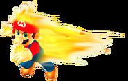 Burning Mario II