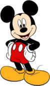 Disney Friends - Mickey Mouse