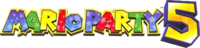 MarioParty5Logo