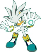 SilvertheHedgehog SSB
