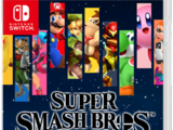 Super Smash Bros. Universe (SuperSm4shWarrior)