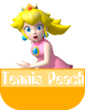 Tennis Peach MR