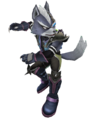 Wolf o donnell render by war9000-d5d8qh2