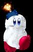 4.Explosive Snowman Kirby