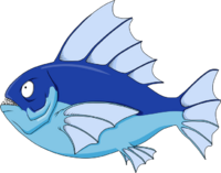 DragonBall Fish