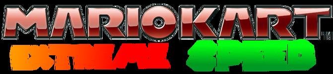 Mario Kart Extreme Speed Logo