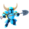 New shovel knight render by nibroc rock-d9ypbrp