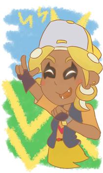 Pike Pikachu