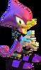 Sonic z espio