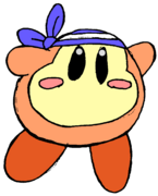 Waddle Dee Pirate's Curse
