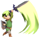 1.TH Green Toon Link 4