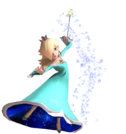 10.9.Rosalina using Magic
