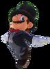 Black Tuxedo Mario 1