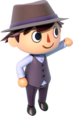 Dapper Villager