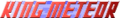 KingMeteor Logo