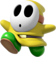 MKDX Yellow Shy Guy