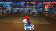 Mario volleyball