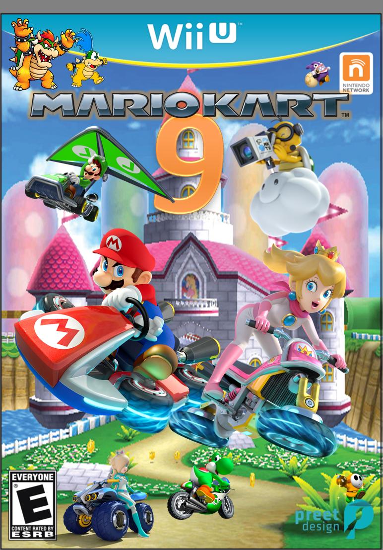 wii u mario kart Mario Kart 9 (exclusive to Wii U)   Fantendo   Nintendo Fanon Wiki