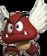 Red Paragoomba NSMBDIY