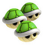 Triple Green Shell - Mario Kart 8 Wii U