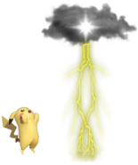 2.13.Pikachu using Thunder 2